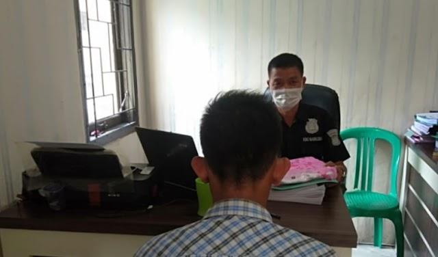 Satresnarkoba Polres Tanggamus Bekuk Oknum Guru Pengedar Sabu