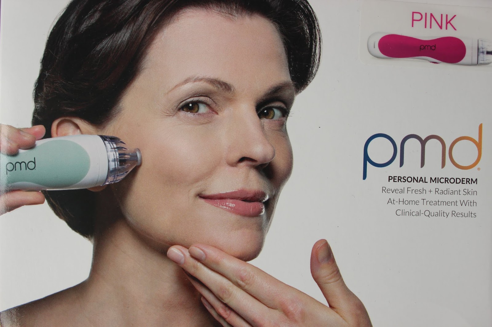 PMD Personal Microderm Packaging