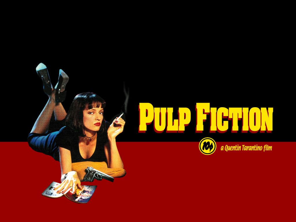 Bible Verse And Image Pulp Fiction Wallpaper: Wallpapers Photo Art: Pulp Fiction Wallpaper, Movie