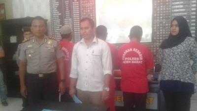 Di Meulaboh, PNS dan Honorer Ditangkap Sedang Pesta Sabu
