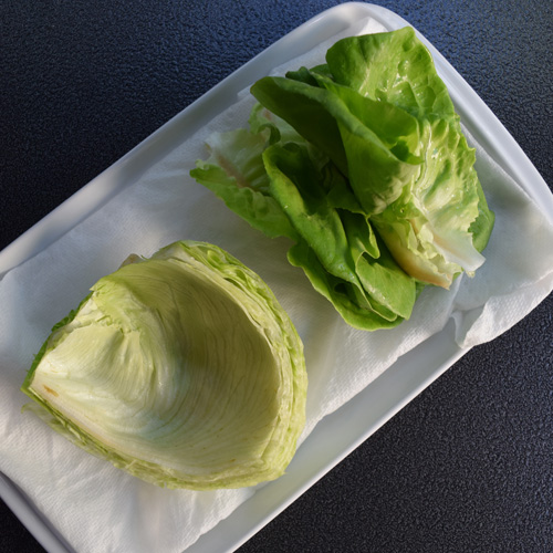 What is the best lettuce to use for chicken lettuce wraps? We like Iceburg lettuce or a butter lettuce.