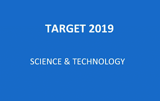 Science and Technology Target UPSC Prelims 2019 - Download pdf Now