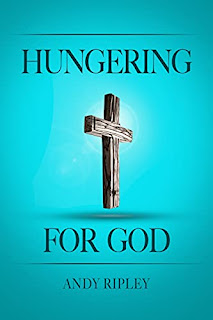 HUNGERING FOR GOD - inspiring sermons by Andy Ripley - book promotion sites