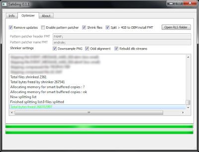 Πως να μειώσετε το μέγεθος των iso του PS3 με το SafeImg 3
