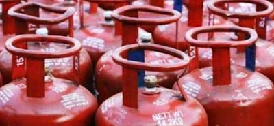LPG Gas Cylinder Price