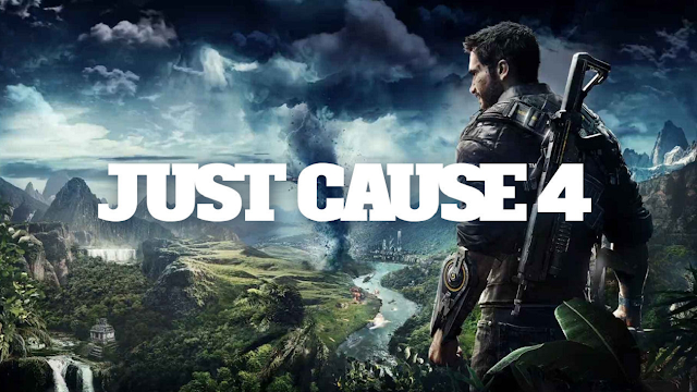 Just Cause 4 - CPY