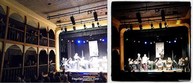 Apresentação do Paraná Jazz Festival na Lapa, 2013