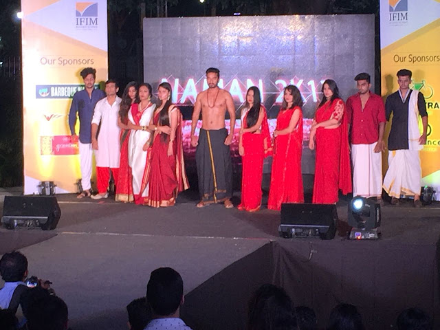 Fashion Show at NAMAN 2017