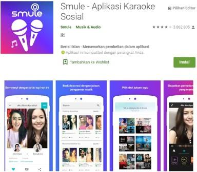 Download Aplikasi Smule Terbaik