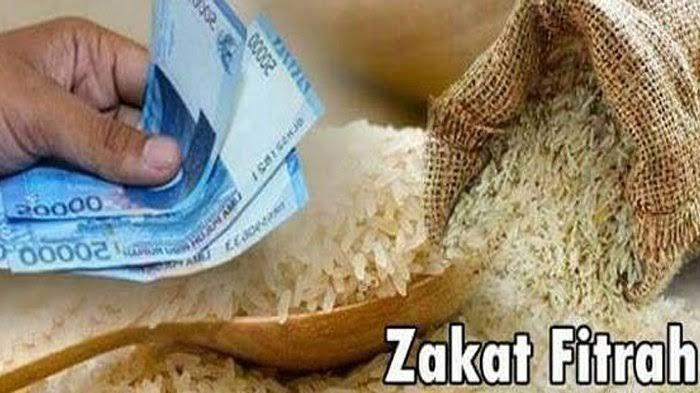 Zakat Fitrah Bertaqlid dengan Mazhab Hanafi Cuma Sekira Rp.40 ribu.