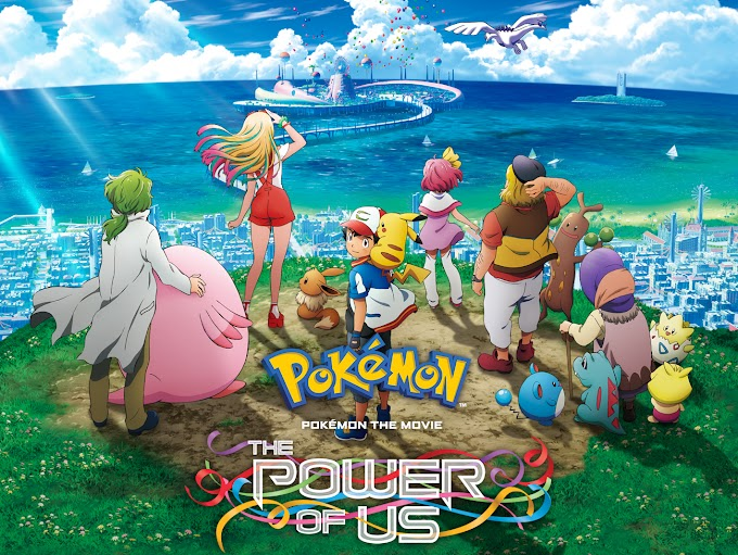 Pokemon The Power of us movie in English Story