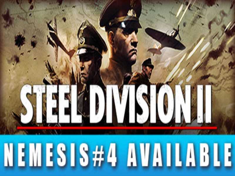 Download Steel Division 2 Game PC Free