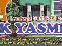 Desain Banner Workshop LSP SMK Yasmida Ambarawa