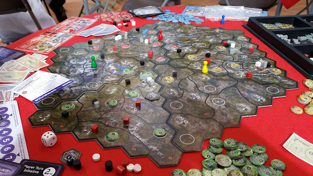 UK Games Expo New Earth Review