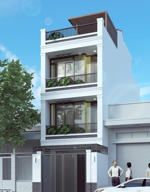 Bộ sưu tập nhà phố đẹp 2020 với thiết kế hiện đại nhất năm
