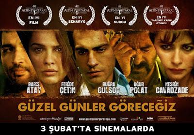فيلم سنرى أياماً جميلةً GÜZEL GÜNLER GÖRECEĞİZ