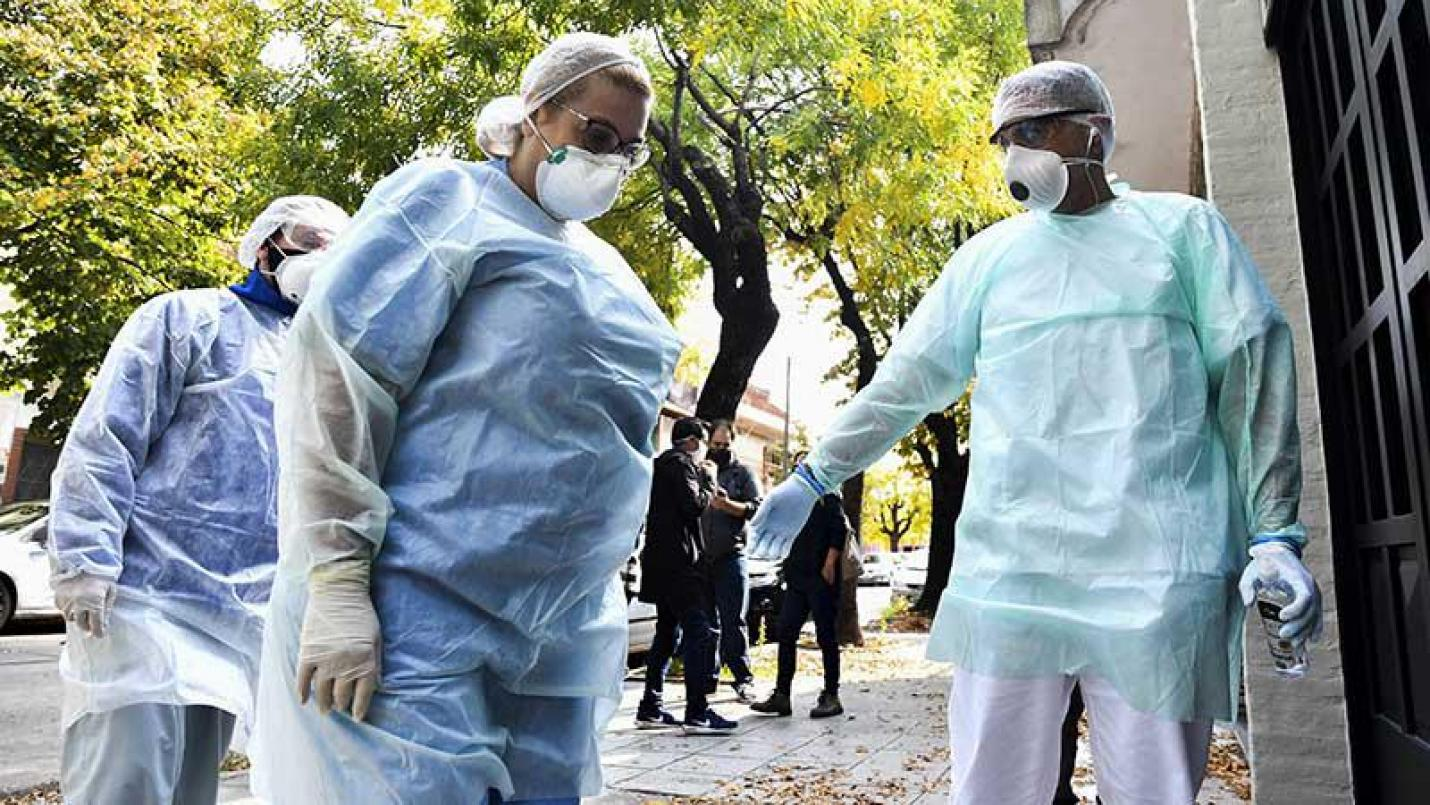 Coronavirus en Argentina: Ascienden a 237 los muertos por COVID-19 en el país y se registran 4.681 infectados