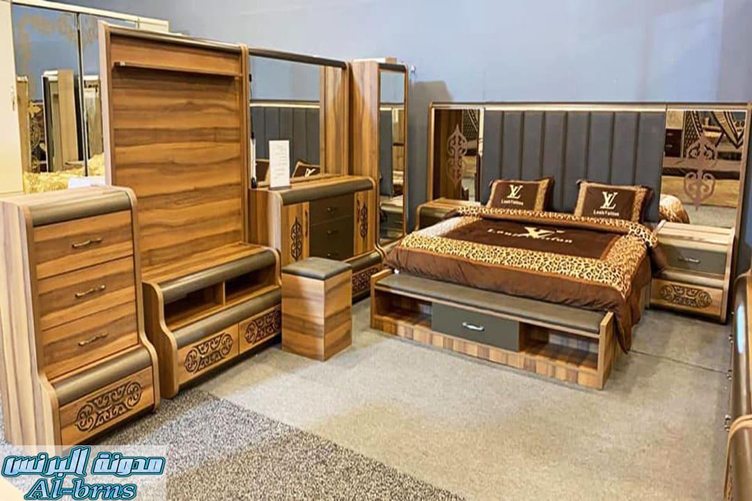 كتالوج غرف نوم للعرسان من دمياط