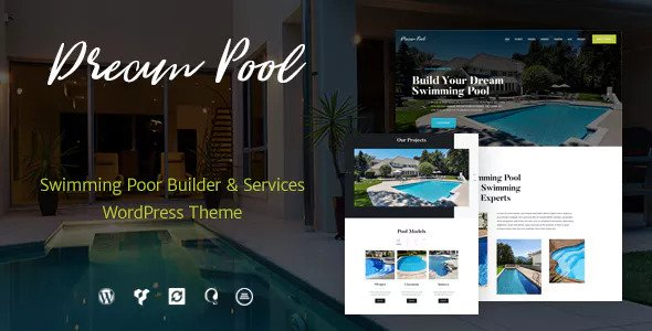 Swimming Pool Service WordPress Theme Free Download Bassein v1.0.1 – Swimming Pool Service WordPress Theme Download