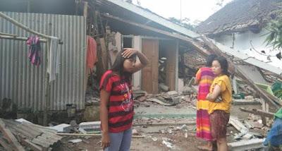 Gempa bumi terjadi di Malang