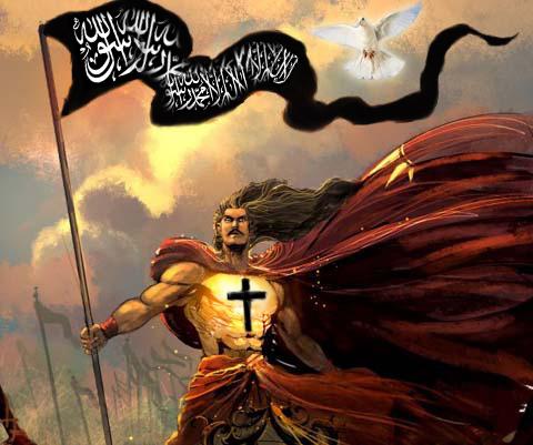 YESUS sang Pejuang KHILAFAH