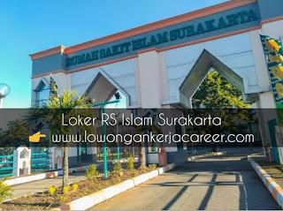 Karir Lowongan kerja RS Yarsis Solo 2020 RS Islam Surakarta