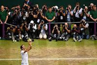 TENIS (Wimbledon 2017) - Roger Federer es el indiscutible nuevo dominador de la hierba con 8 títulos