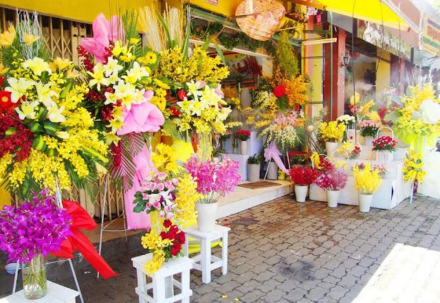 shop hoa tuoi hai ba trung quan 1 hcm