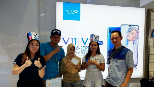 Lowongan Kerja Promotor PT. Vivo Communication Indonesia (Vivo Banten) Cilegon