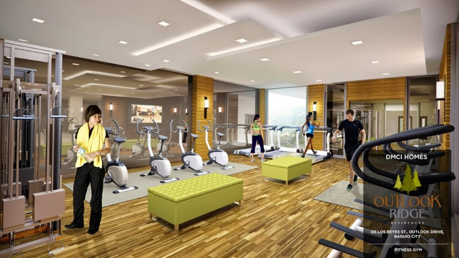 Outlook Ridge Residences FITNESS GYM