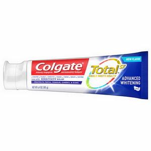 Kem Đánh Răng Colgate Total Advanced Whitening 181g Hàng Mỹ Xách Tay
