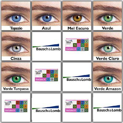 dc398b5183 Los Soflens Star Colors son el maquillaje que tus ojos necesitan, porque  poseen una gran variedad de tonalidades, un aro limbal marcado para un  cambio y ...