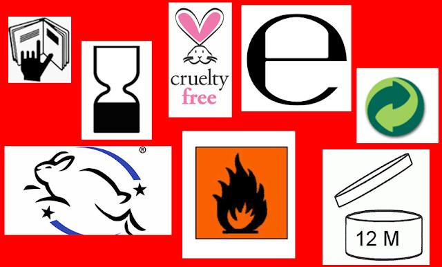 الرموز الموجودة على مستحضرات مواد التجميل مهمة للغاية فماذا تعرفون عنها؟
