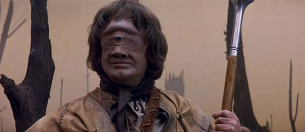 A cyclops in Krull