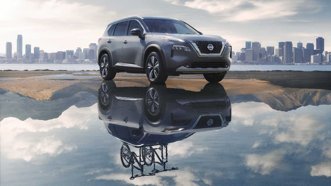this is the 2021 nissan x