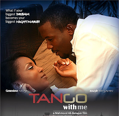 Tango with me Nollywood movie