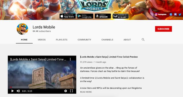 4 Tips Top Up Diamond Lords Mobile Untuk Pemula
