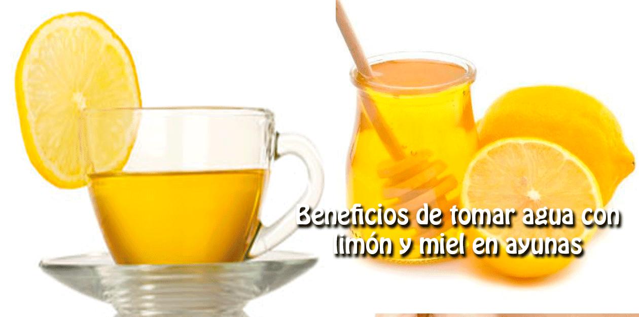 Beneficios de tomar agua con limon en ayunas