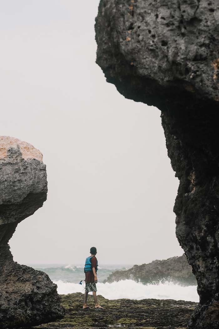 Fasilitas Wisata di Pantai Krakal Jogja