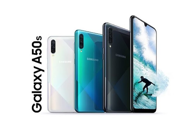 Samsung Galaxy A30s and A50s Not Changing Much