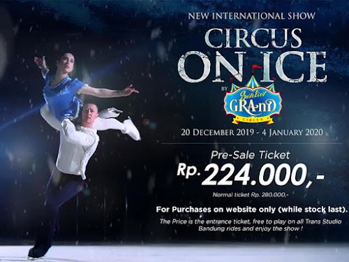 Circus on Ice Trans Studio Bandung