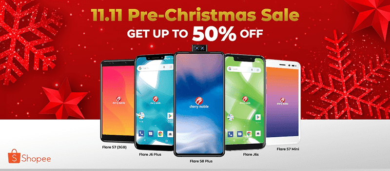 Deal: Cherry Mobile and Cherry Home reveal Shopee 11.11 deals!