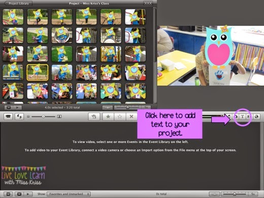 How to make a Classroom Slideshow - Part Three | <!--Can't