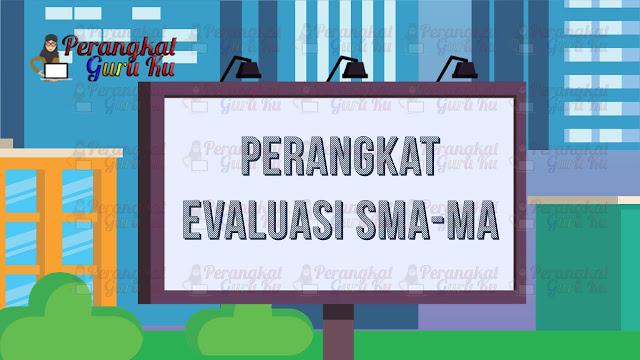 Perangkat Evaluasi SMA-MA, Perangkatguru, Kurikulum K13