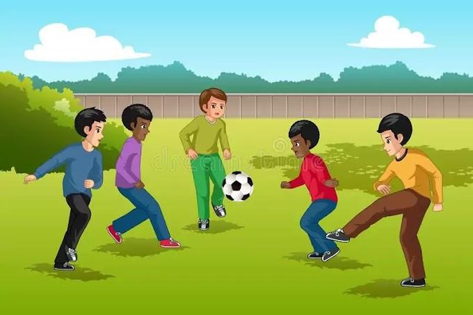 Soccer and the Steve (Free bedtime story for kids)