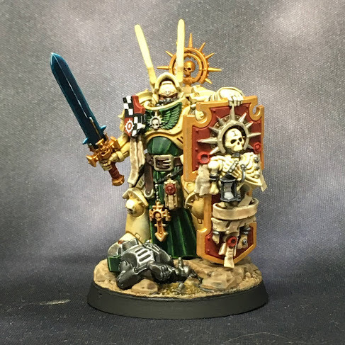 Indomitus Dark Angels Deathwing Master