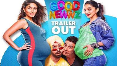 Dil Na Jaaneya - Lyrics |Good Newwz |Akshay, Kareena, Diljit & Kiara|Rochak feat. (हिंदी)