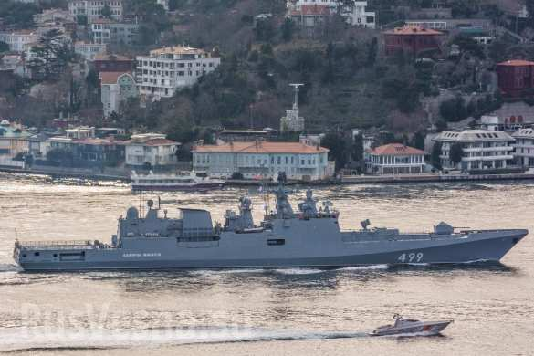 Russian-frigates-armed-with-Caliber-went-to-Syria-through-the-Turkish-Straits