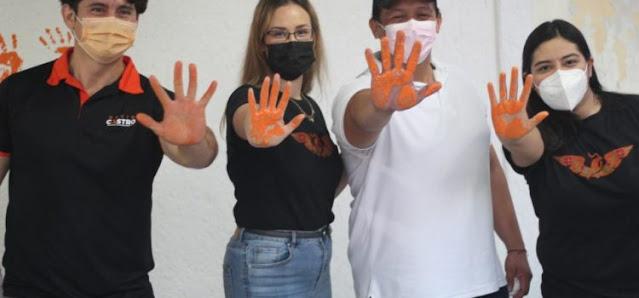 Imparten pláticas sobre la prevención y atención de la violencia contra la mujer