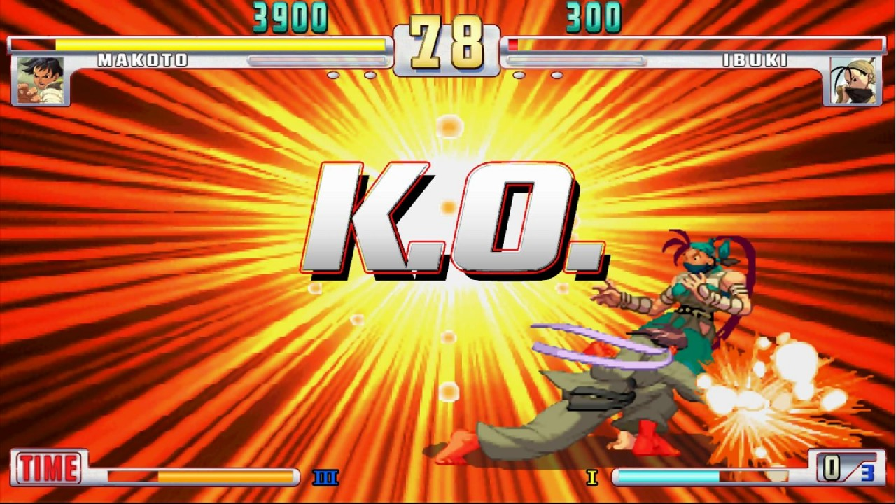 Which fighting games have the best KO flash visuals    NeoGAF